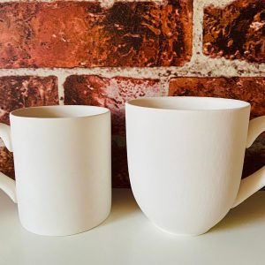 Paint-Your-Own Mugs